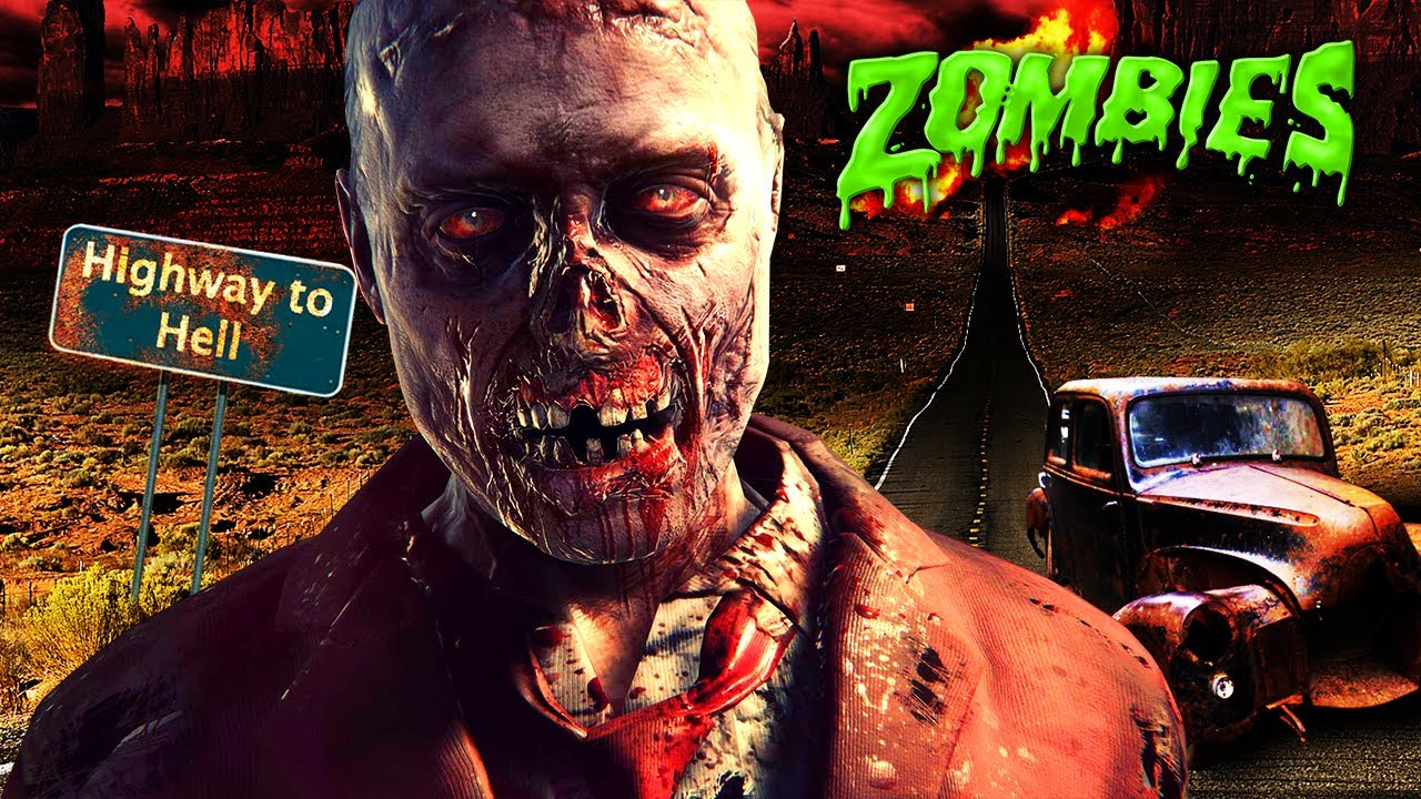 a7199668e43 UNDEAD HIGHWAY TO HELL (Black Ops 3 Custom Zombies) - YouTube