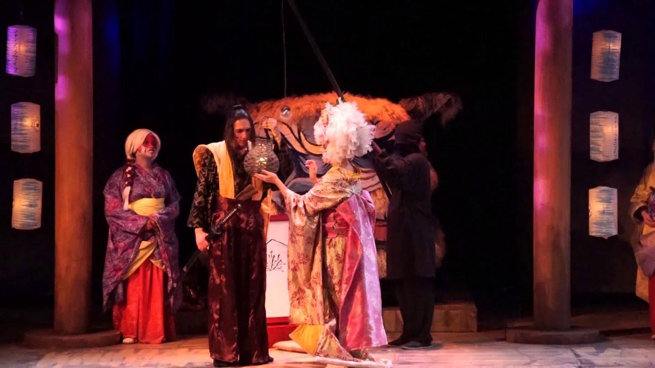 THE TENSHU  Shadowbox Live - Act 2 & THE TENSHU