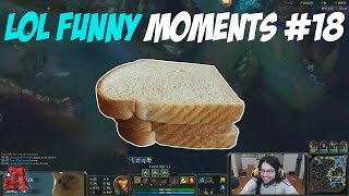 THE TOAST SANDWICH | Funny Stream Moments #18 | Imaqtpie, Tobias Fate, Sneaky & More