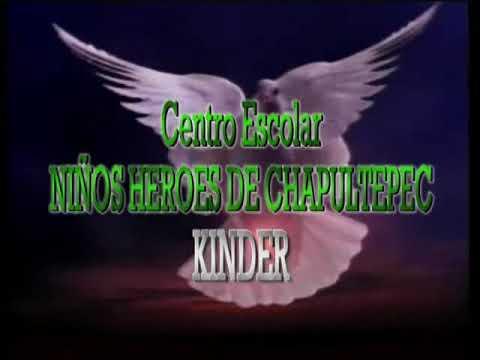 CENHCH 2006 Kinder un Recuerdo Inolvidable