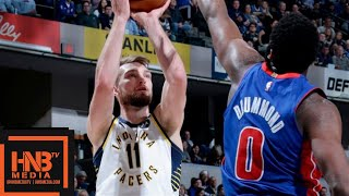 Detroit Pistons vs Indiana Pacers Full Game Highlights | April 1, 2018-19 NBA Season
