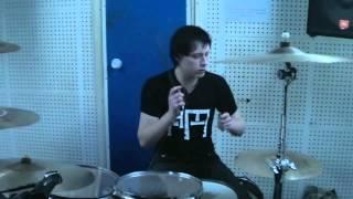 Tim Erna - Спасибо (Тим играет на барабанах)