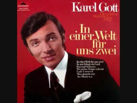 Karel Gott  Rot und schwarz Paint it Black, 1969 Rolling Stones