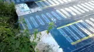 видео УШП - фундамент с теплым полом Rehau для дома и дачи