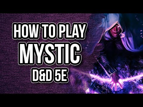 HOW TO PLAY MYSTIC