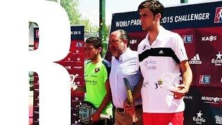 Resumen Final Córdoba Challenger Masculino | World Padel Tour 2015