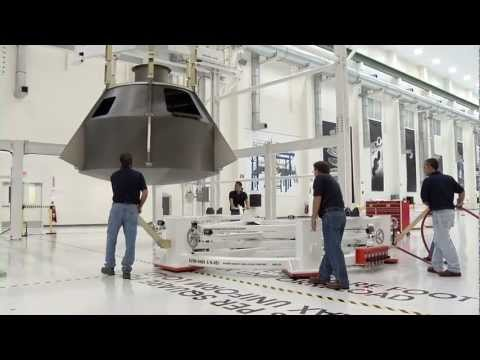 KSC / Lockheed Martin - Orion Support In The Operations and Checkout Facility