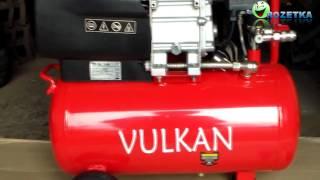 Розпакування Компресор Vulkan IBL 24B з Rozetka.com.ua