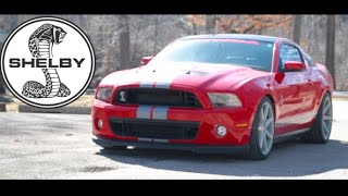 663whp supercharged snake   shelby gt500 review