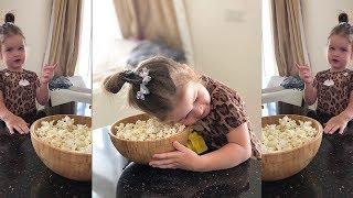 Бородина:Теюша просто обожает попкорн, но не может выговорить