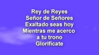 Miel San Marcos Glorifícate - Letra