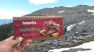 Terravita Fruits & Nuts (peanuts & Raisins) Chocolate Covered Bar