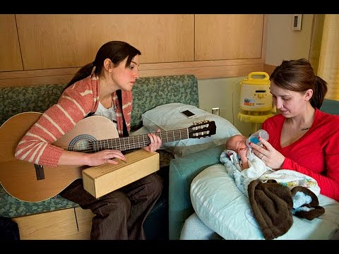 Music therapy for infants in NICU