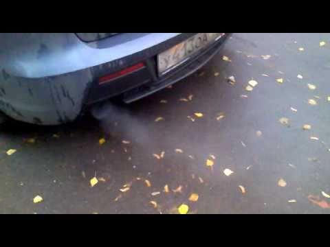 ford focus 2 пропускает антифриз белый дым