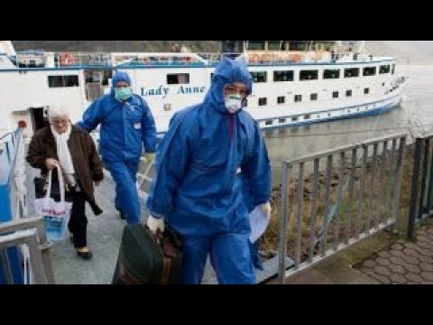 Why are cruise ships such hotbeds for the norovirus?