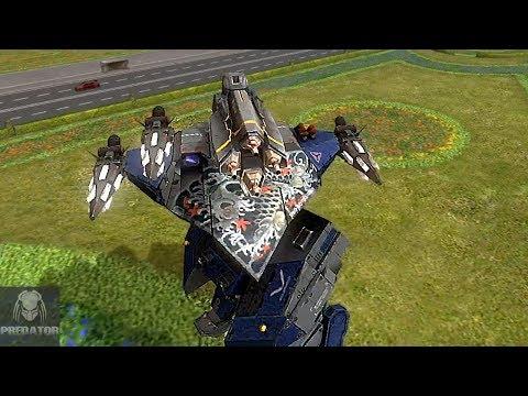 LEO THERMITE & APHIDS MRK II GAMEPLAY | Epic Beacon Rush | War Robots