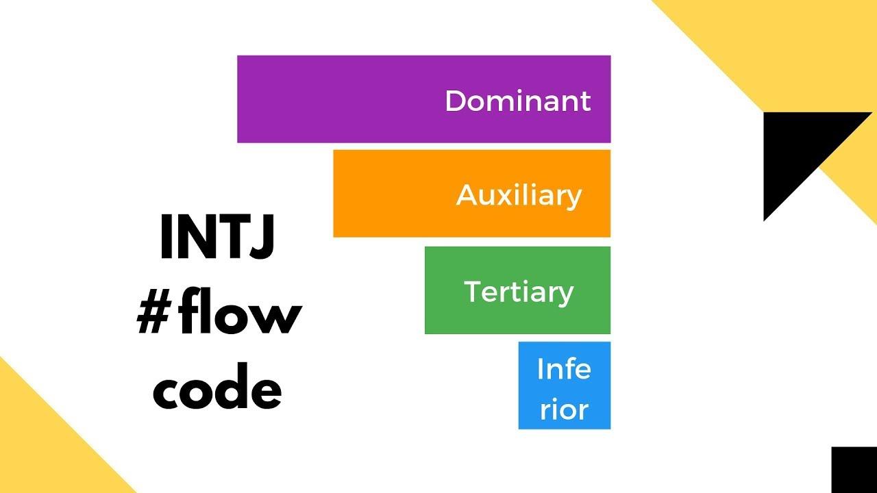 The INTJ Personality Flow Code - Erik Thor