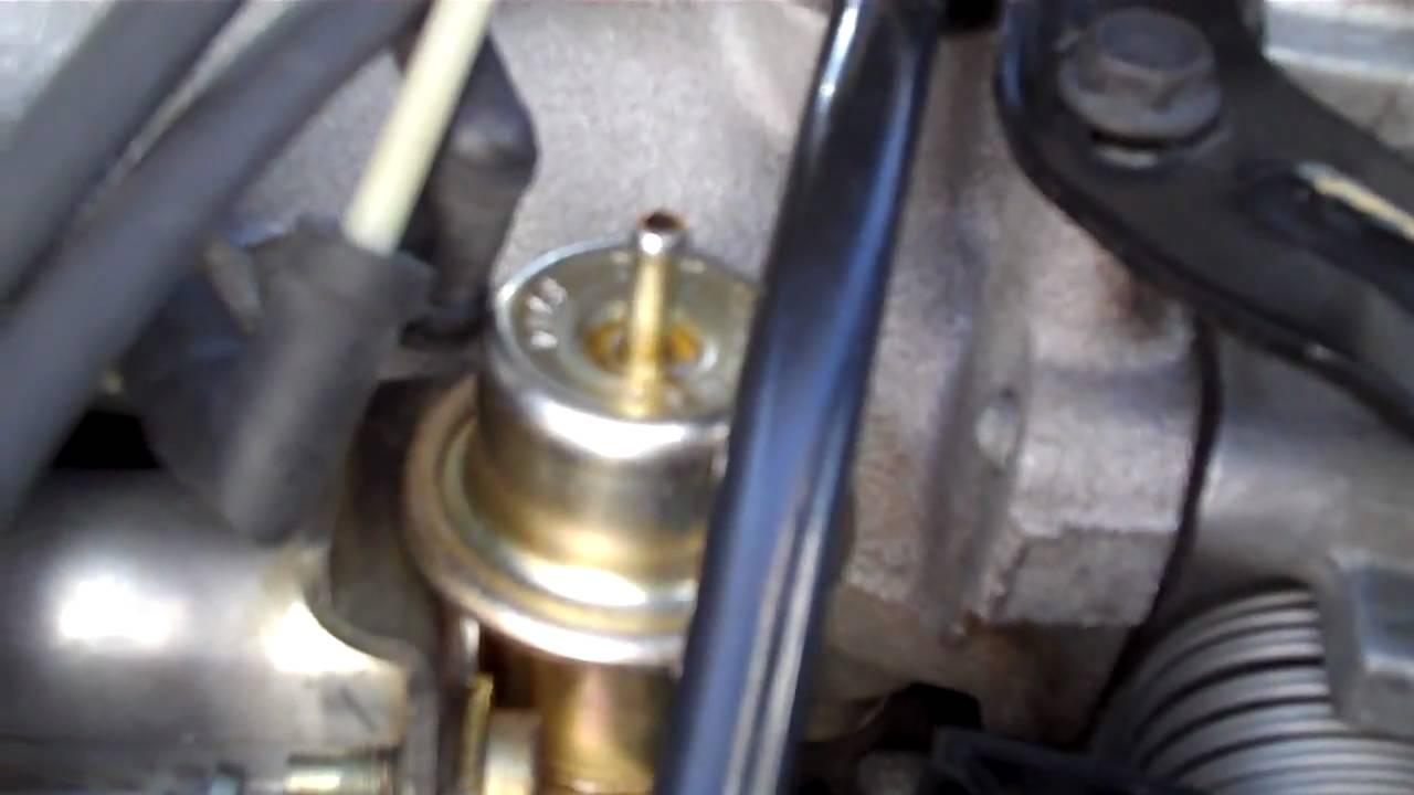 2002 Pontiac Grand Prix P0172 P0300 Fuel Pressure
