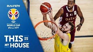 Qatar v Australia - Highlights - FIBA Basketball World Cup 2019 - Asian Qualifiers