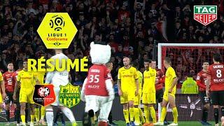Stade Rennais FC - FC Nantes ( 1-1 ) - Résumé - (SRFC - FCN) / 2018-19