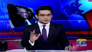 Aaj Shahzeb Khanzada Kay Sath - 13 April 2018