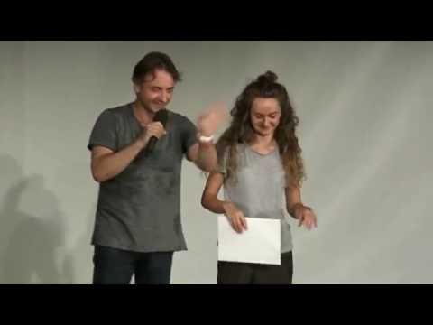 Alina Rotaru, cea mai bună actriță a Galei Hop 2016