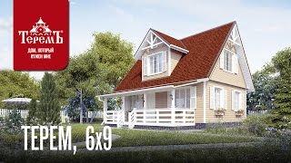 видео строительство домов док