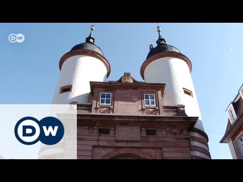 Heidelberg with a tourist from Argentina   Discover Germany