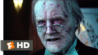 The House With a Clock in Its Walls (2018) - Betrayal of the Living Dead Scene (6/10) | Movieclips