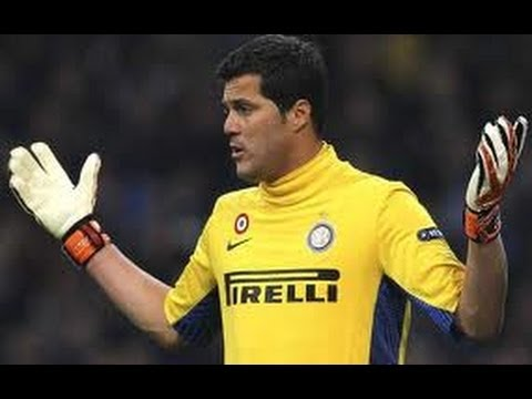 Julio Cesar ● Top 5 Best Saves ● HD