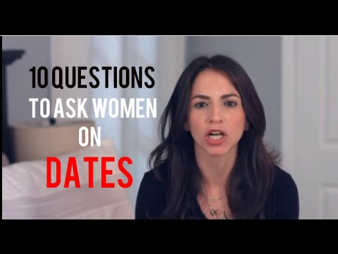 Conversation questions to ask a girl
