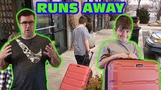 Kid Temper Tantrum Runs Away To Gamestop So He Can Play Fortnite Nonstop   Original