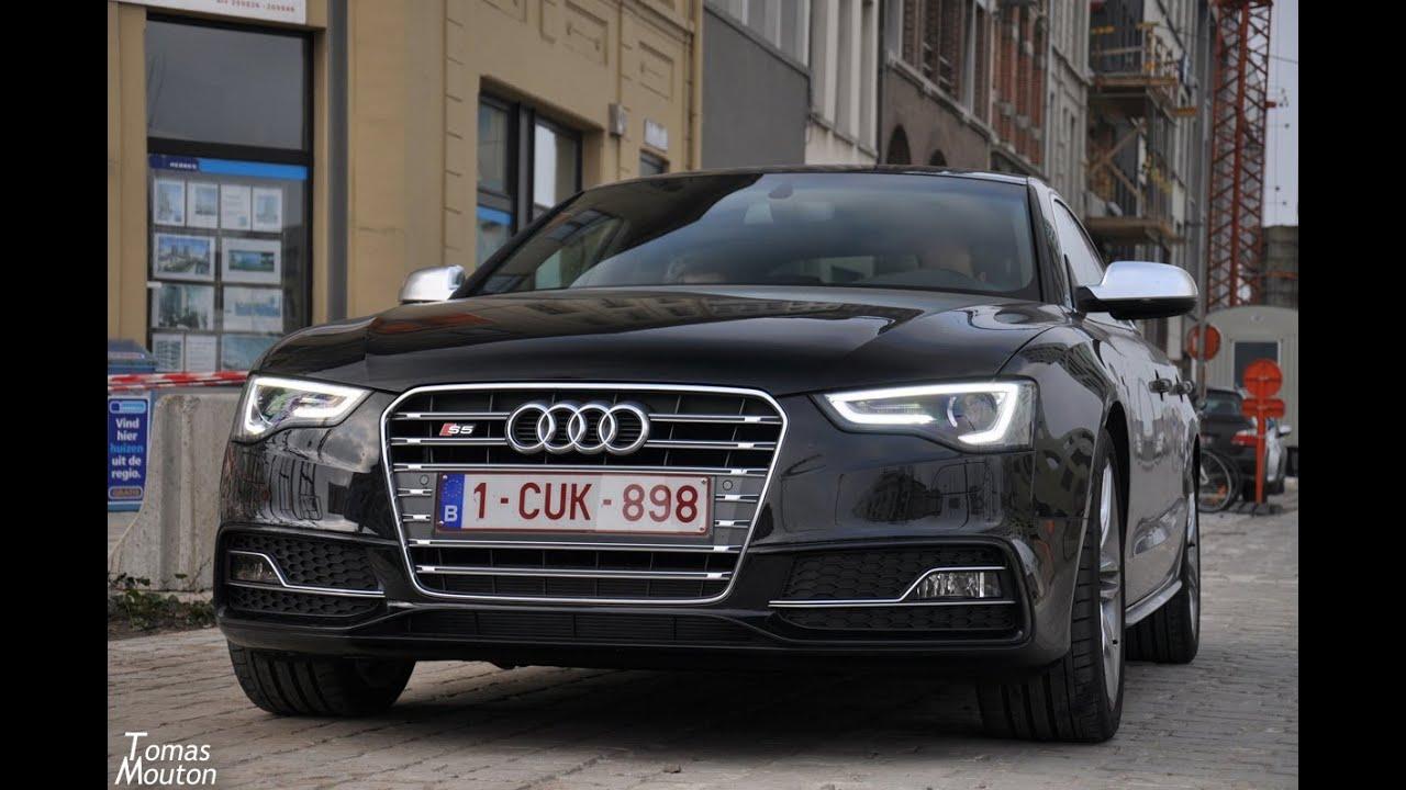 2012 Audi S5 Sportback (Revving-accelerations!) - YouTube