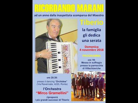 Orchestra Mirco Gramellini - 1° Memorial RICORDANDO M° MARANI 04-11-2018 Video Ufficiale 1a Parte