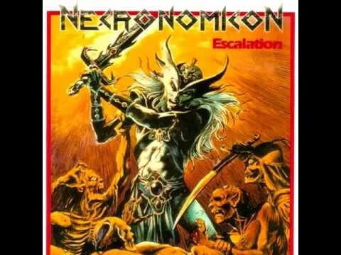 necronomicon escalation