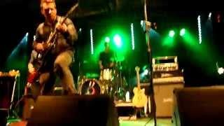 Killerpilze - Stress im Nightliner live @ Rock im Wald, Malsch, 6.9.2014