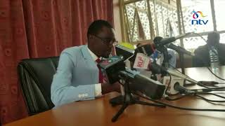 Kimilili MP Didmus Barasa says he is willing to pay the ultimate pr...