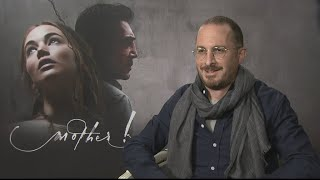 Darren Aronofsky: 'My own mother is like Mother Teresa' 2017 Video