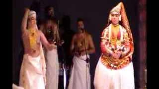 Repeat youtube video Karaneeyam & Yami Yami - Nalacharitham 3rd Day - Kottakkal Madhu & Kalanilayam  Rajeevan -Abu Dhabi