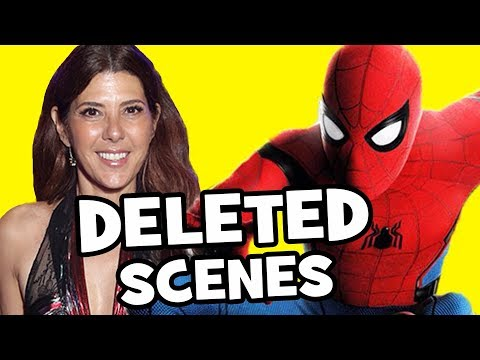 Spider-Man Homecoming DELETED SCENES, Characters & Rejected Concepts + SPIDER-SENSE Explained
