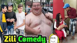 Zili Funny Video😂 | Zili comedy Video | Funny Videos |Tiktok Comedy Videos |Tiktok Comedy | new 201