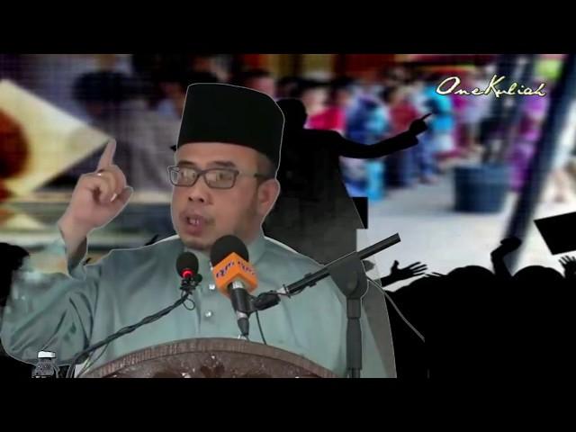 20180504-SS Dato Dr Asri-Khutbah Jumaat_Meminta Jawatan