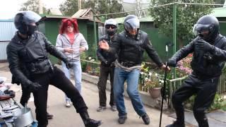Танцы байкеров Актобе