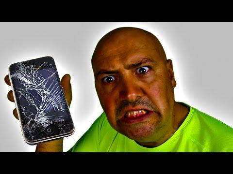 Sostituzione vetro Gorilla Glass Samsung Iphone Ipad
