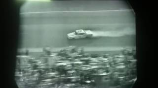 Daytona 500 crashes in history #12: 1965 Daytona 500 - Junior Johnson hard crash