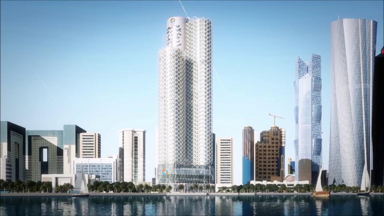 Abraj Al Tahwiliya (QIMC Tower West Bay) - Redco