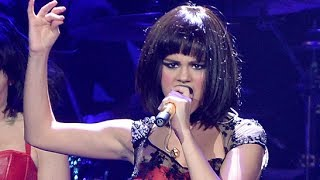 Selena Gomez Caught Lip Syncing & Dropping F-Bomb! (JINGLE BALL 2013)
