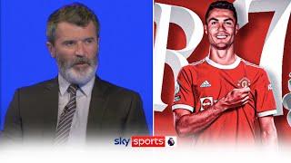 """He's coming back to Man Utd to win stuff!""   Roy Keane on Cristiano Ronaldo's Premier League return"