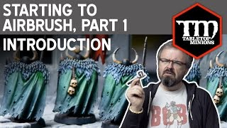 Introduction: Starting to Airbrush Part 1