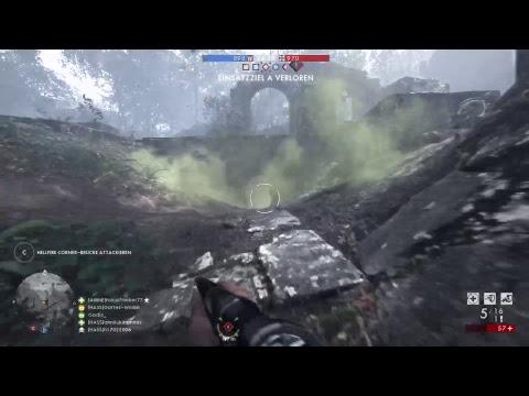 Battlefield 1 - mal wieder Zeit zu Nooben XD